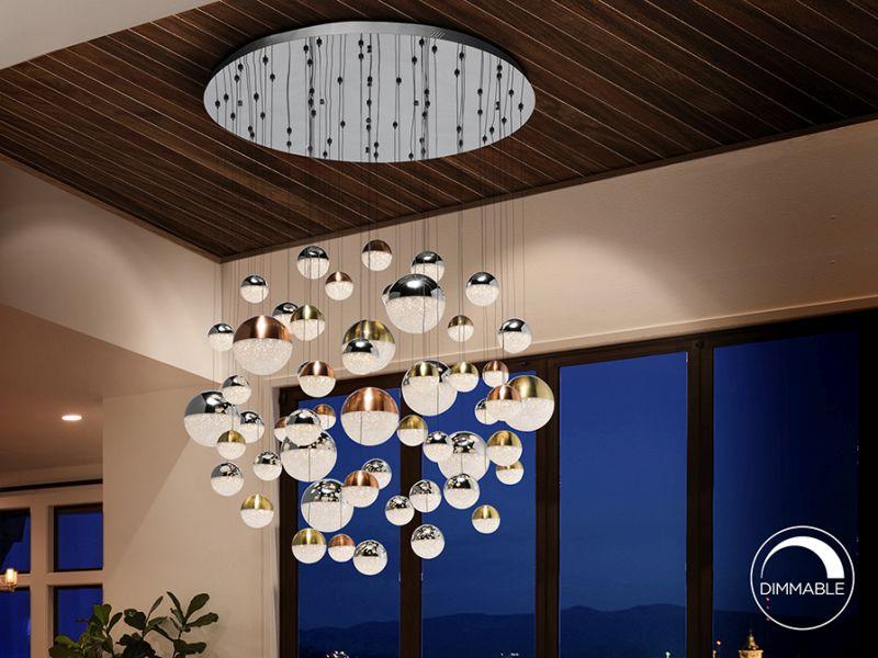 Rio Design lámpa Sphere lámpa