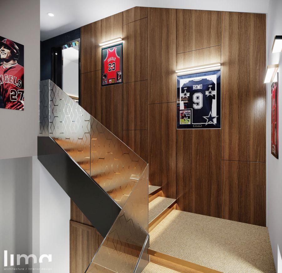 Lima Design - Férfibarlang baseball mez