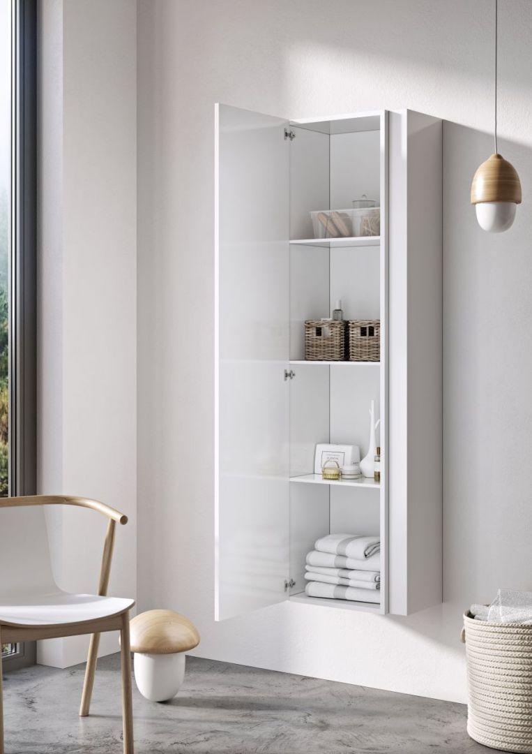 Ravak fürdőszoba bútor fehér
