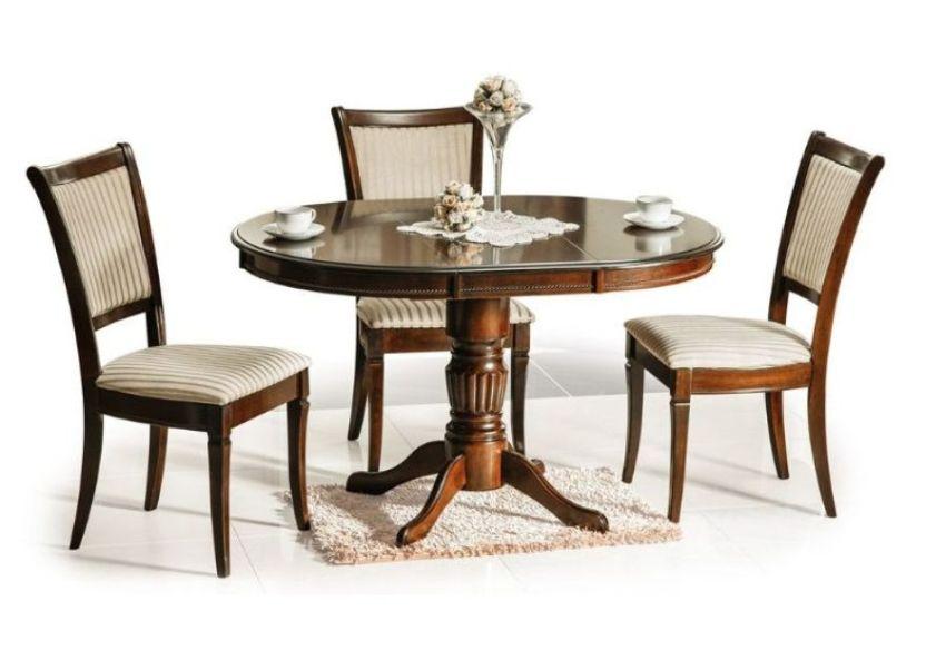Klasszikus étkezőasztal - Prémiumbútor