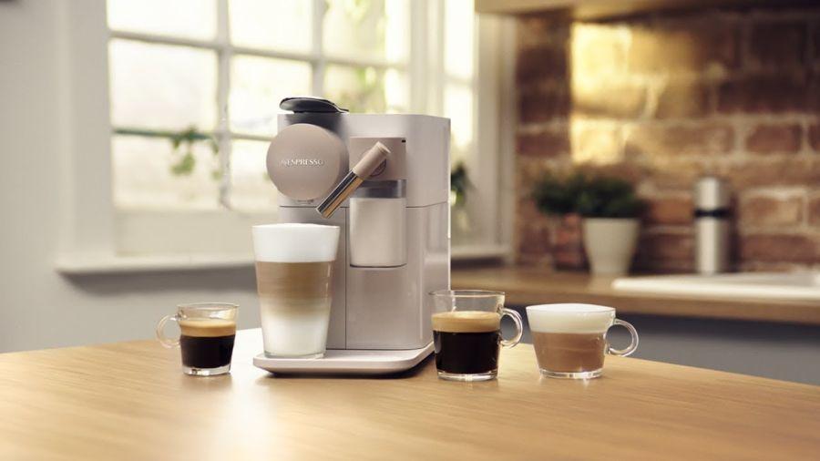 Gran Lattissima kapszulás kávéfőző