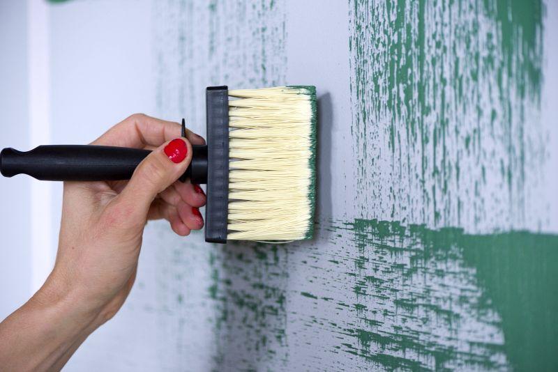 Poli-Farbe Platinum szabadkezes festés