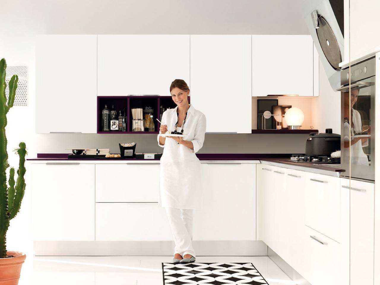 Modern konyha színkombinációk