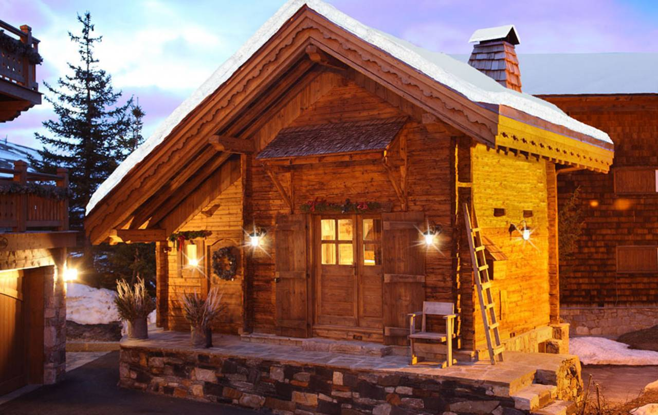 Petite Marmotte Lodge faház