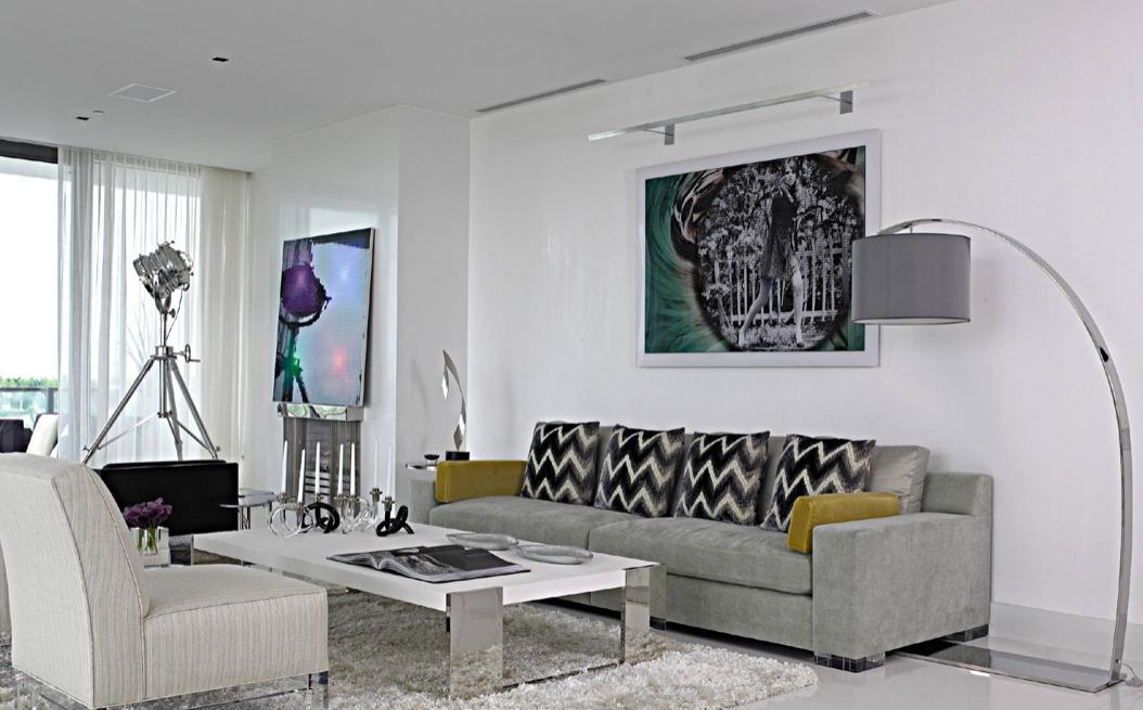 20 látványosan berendezett nappali modern ülőgarnitúrákkal, kanapékkal