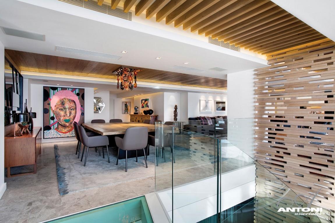 Clifton villa - tervező: Antoni Associates