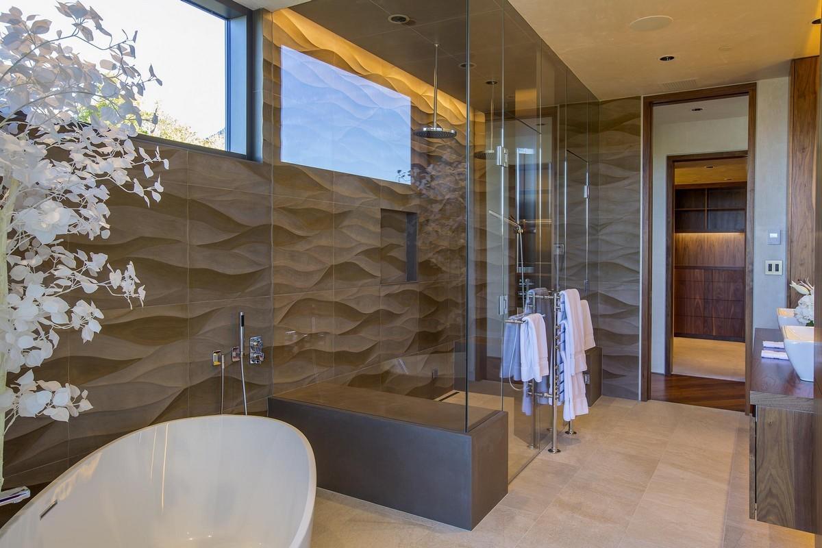 Fürdőszobák az egyes épületrészekben