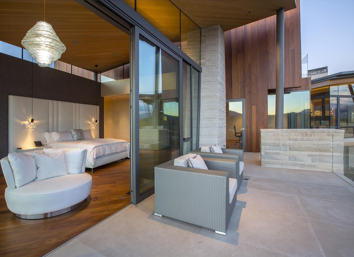 Hálószobák modern stílusban