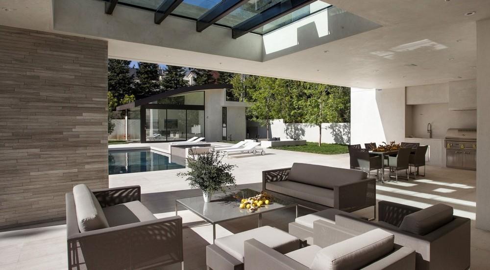 Kaliforniai álomotthon nappali