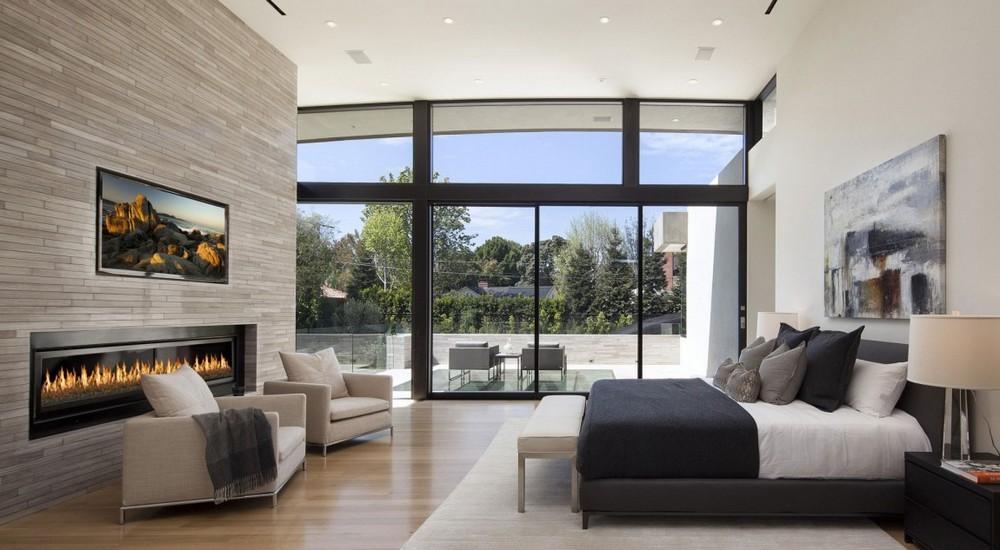 Kaliforniai álomotthon hálószoba