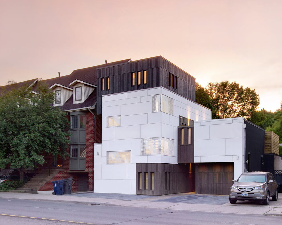 Ház Torontóban