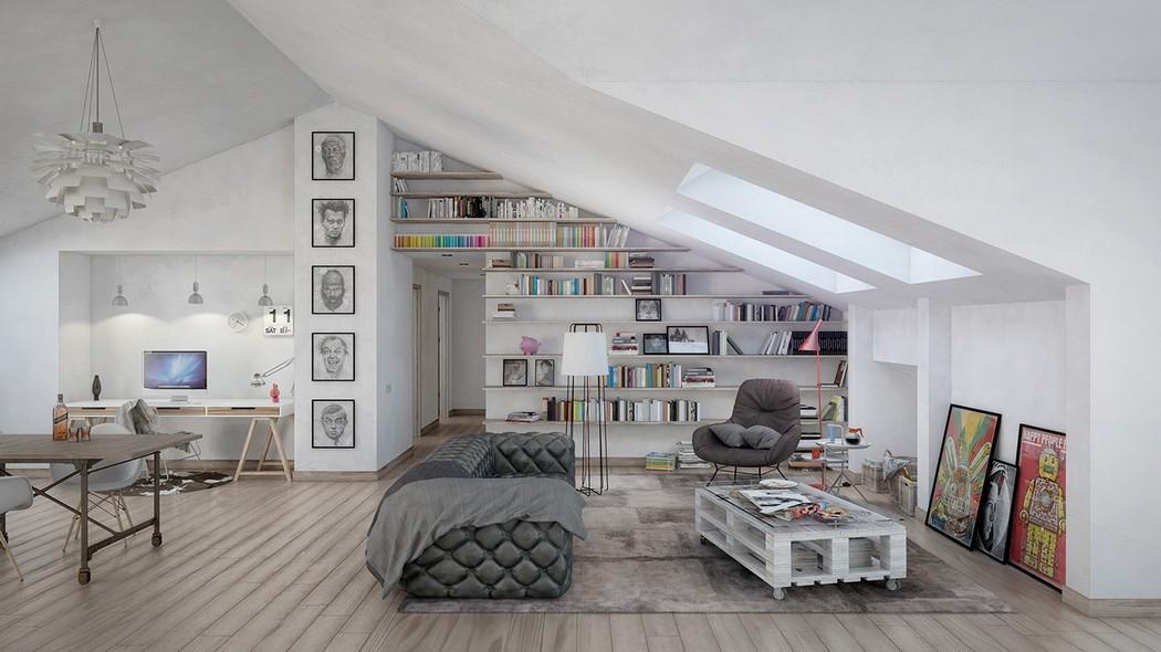 15 modern fiatalos nappali - Inspirációk lakberendezéshez