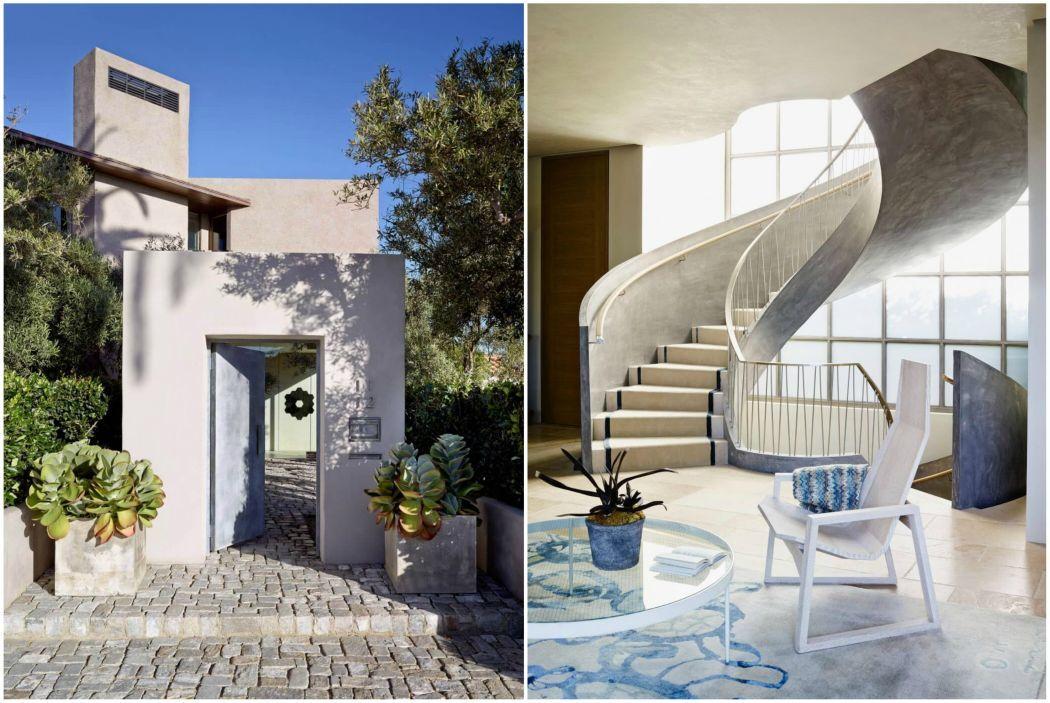 Modern mediterrán villa