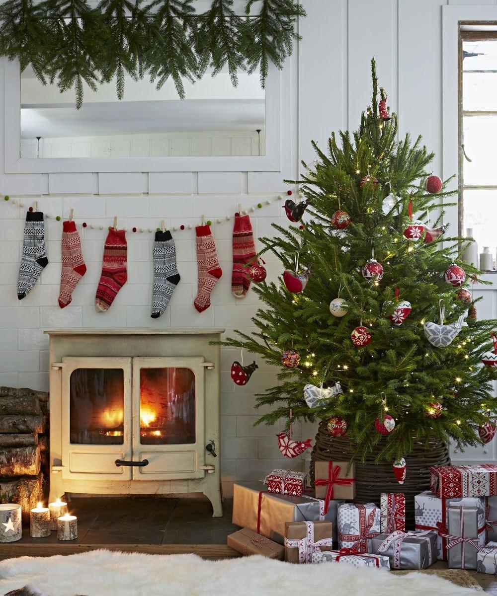 Meghitt karácsonyi lakásdekorációs ötletek