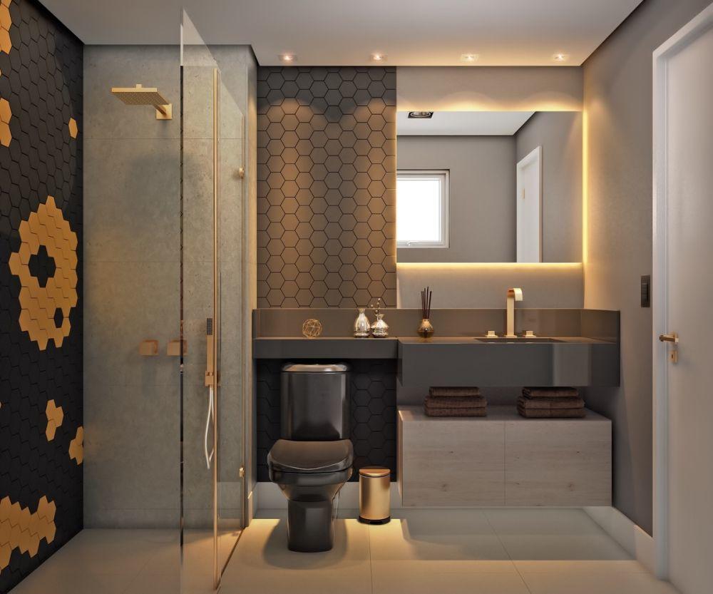 28 inspiráló fürdőszoba - Fókuszban a mosdók, mosdópultok és a ...