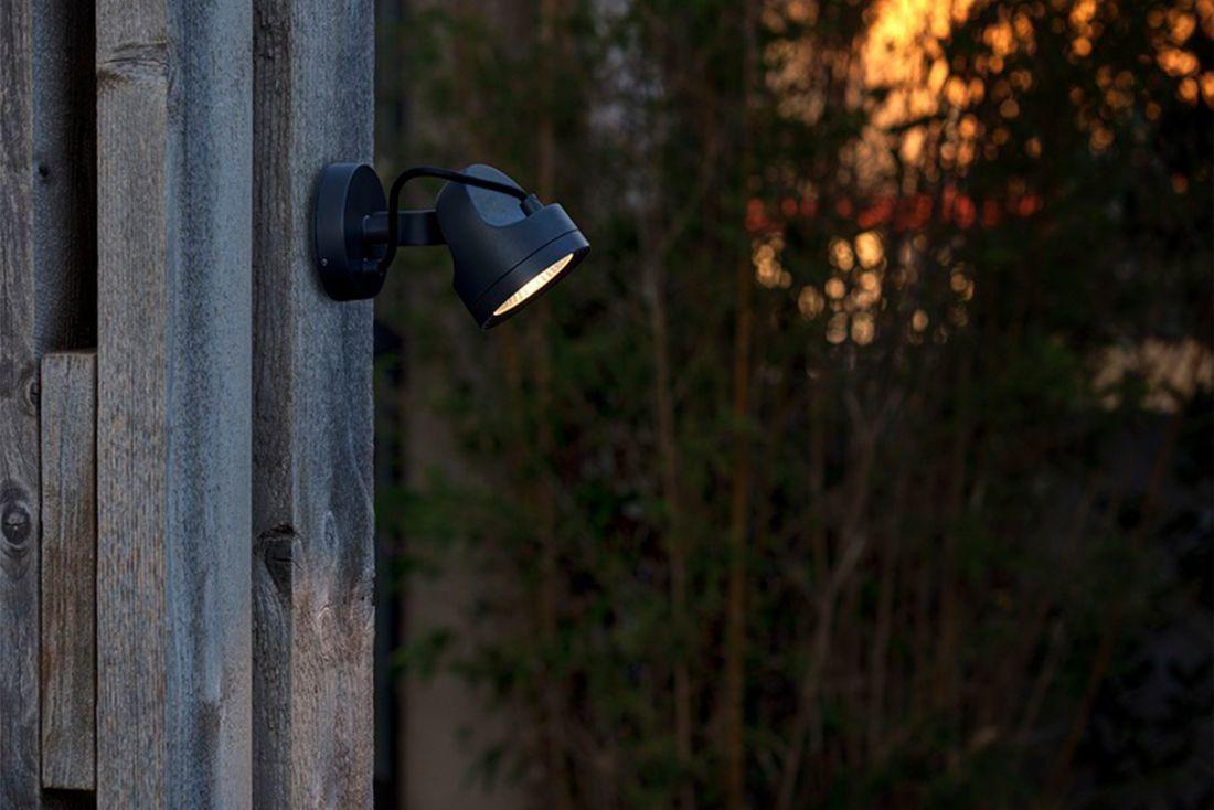FARO - ALFA: Fókuszált fény a teraszodra, bejáratod mellé, homlokzat világításához