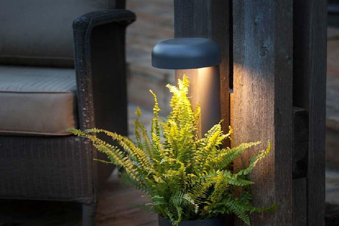 FARO - GROW: Modern külső és praktikus kivitelezésű kültéri lámpa