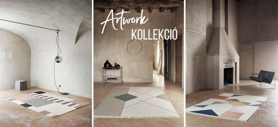 Linie Design artwork szőnyeg