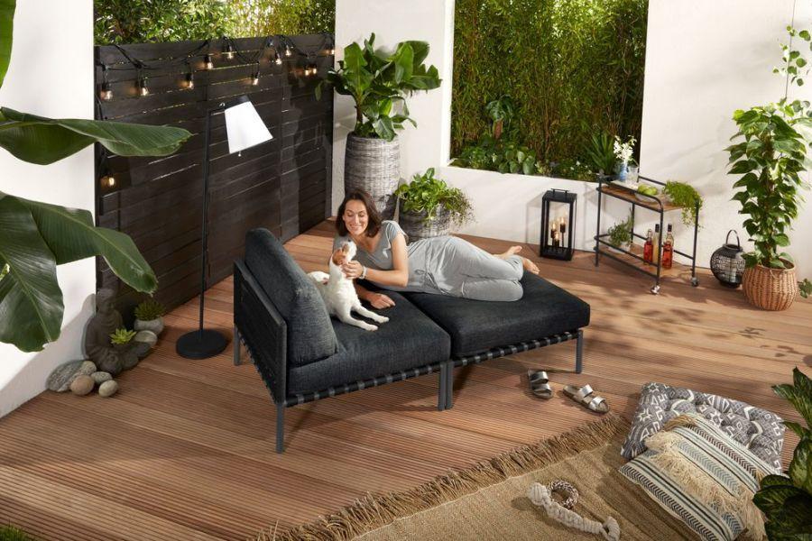 Tchibo kényelmes kültéri bútor