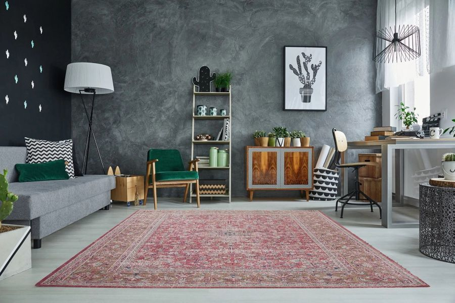 Keleti stílusú szőnyeg