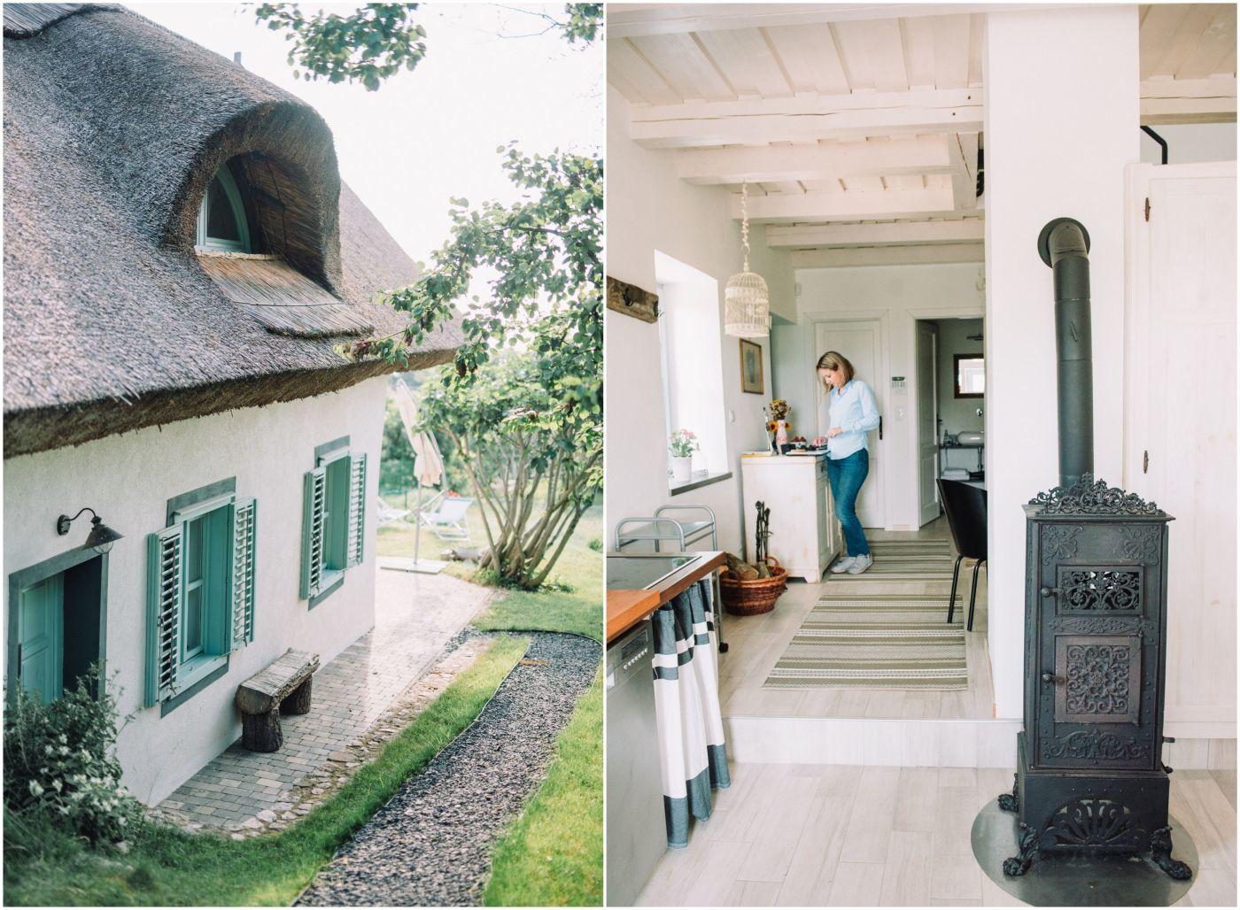 Főzésre is tökéletesen alkalmas a konyha - Noemi's Cottage Balatongyörök