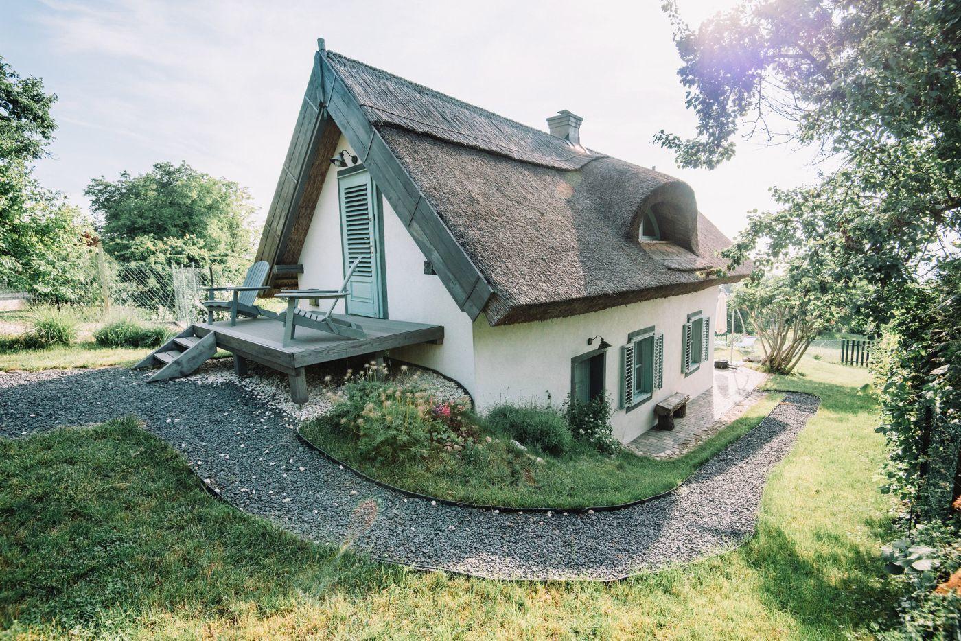 200 éves présház újratöltve - Noemi's Cottage Balatongyörök