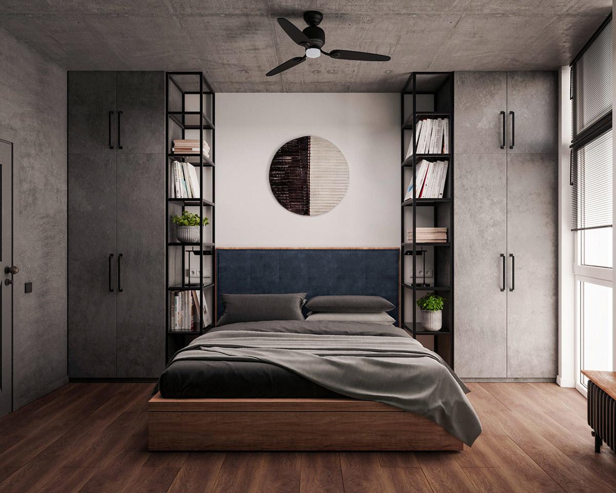 Hálószoba ruhásszekrények