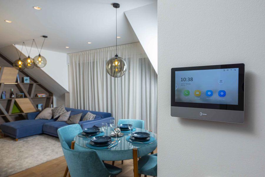 Chameleon Smart home okosotthon rendszerek