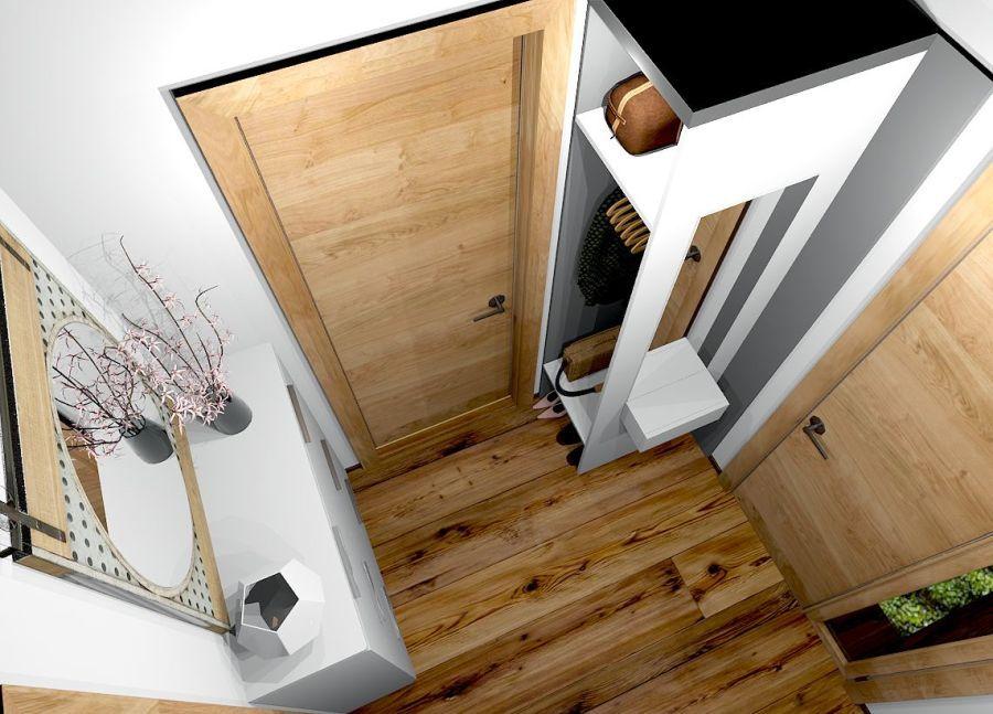 Bejárati ajtó és előszoba