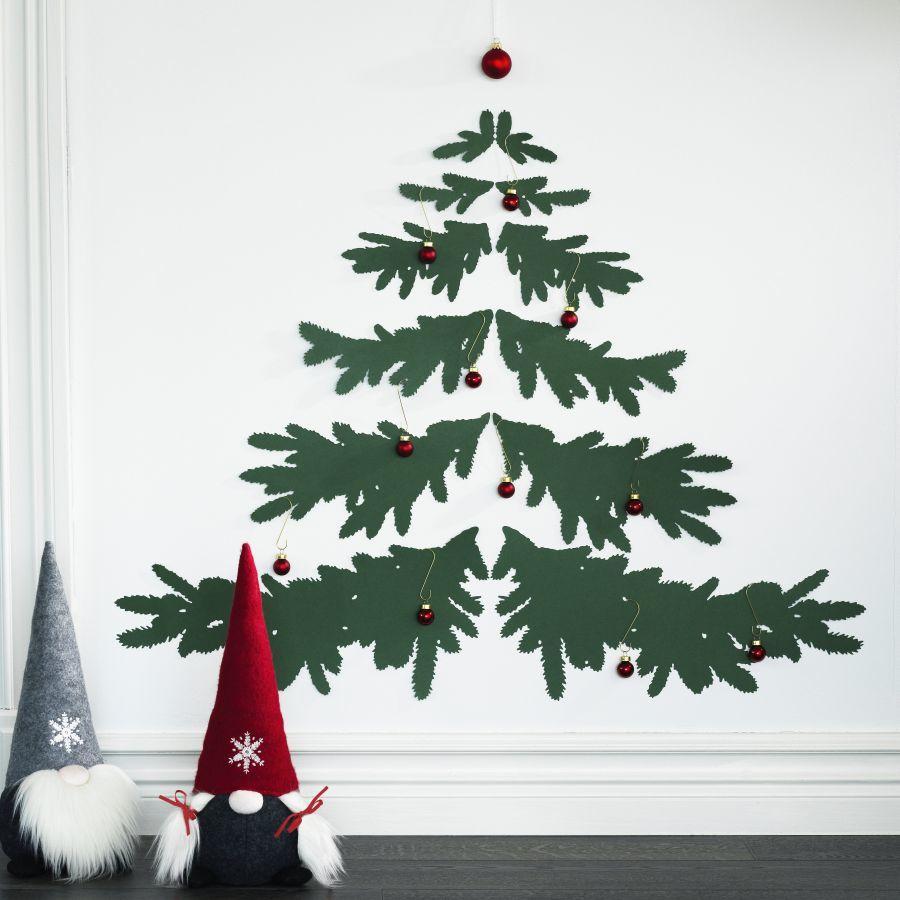 Ikea fali karácsonyfa 2D