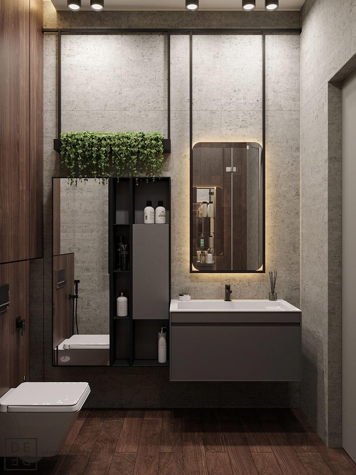 Vendég fürdőszoba