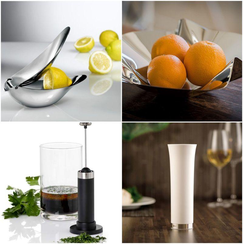 Design kiegészítők a konyhába, citromprés