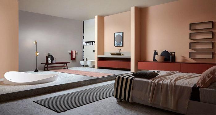 Antonio Lupi fürdőkád