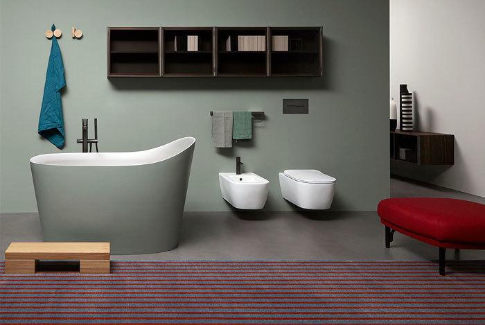 Antonio Lupi fürdőkád 2