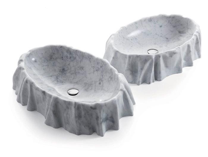 Enzo Berti márvány mosdó