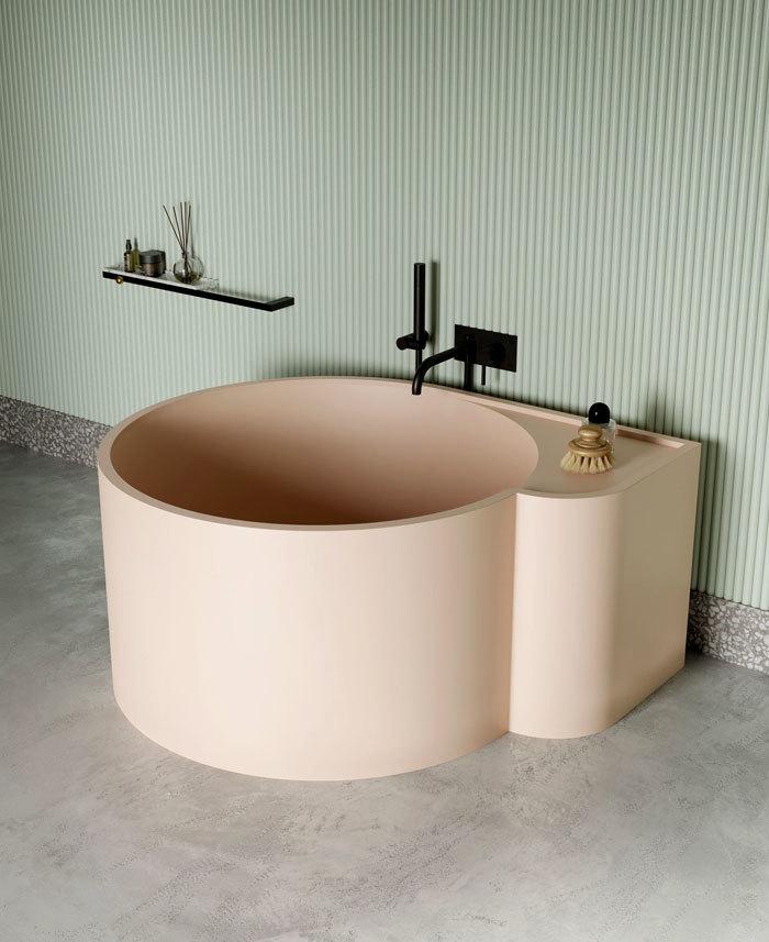 Kerek fürdőkád