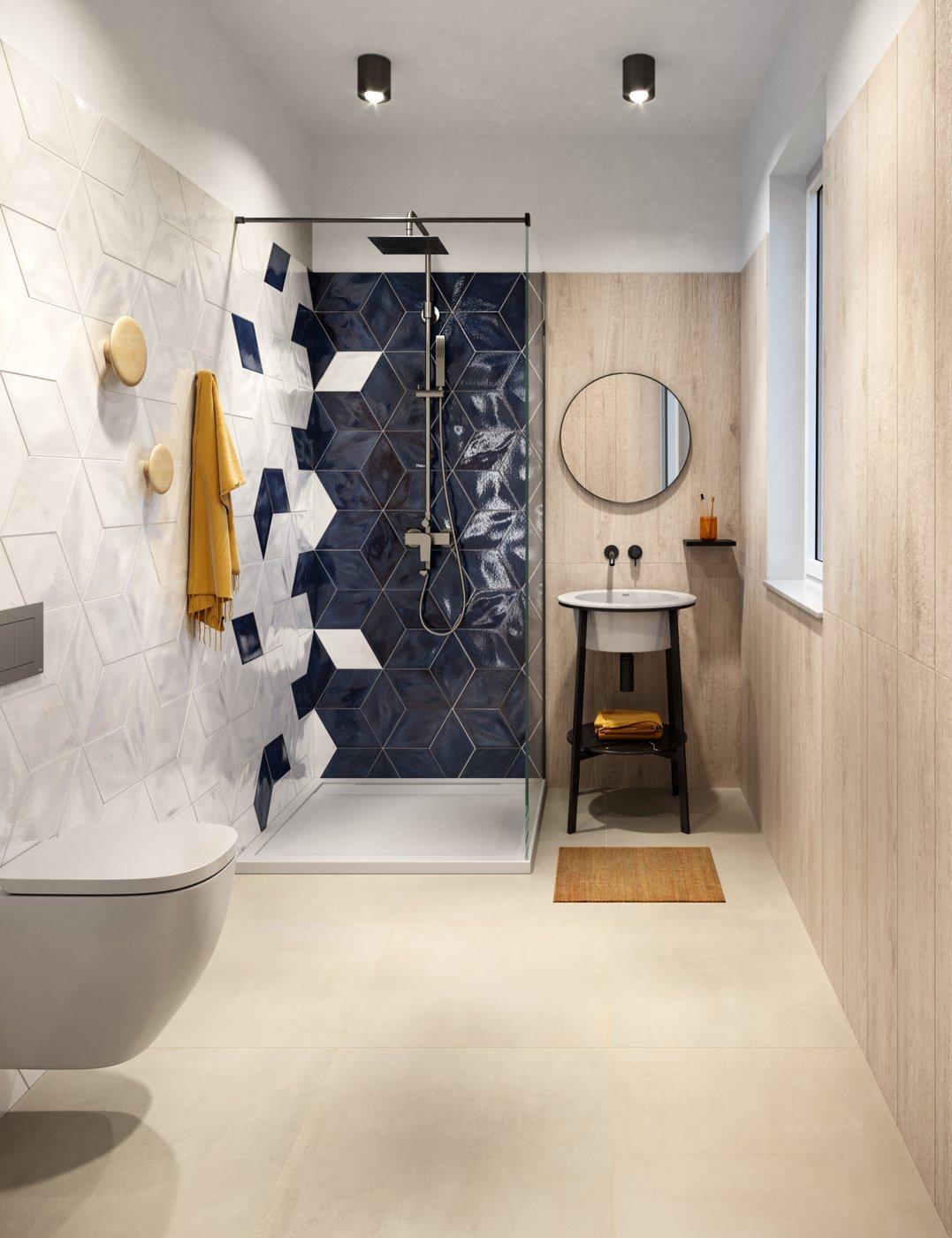 Marca Corona Elisir fahatású burkolat fürdőszoba falra is