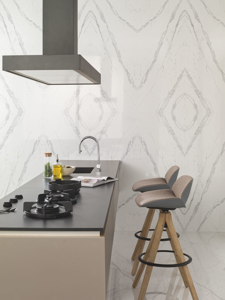 Bookmatch Baltic Porcelanosa