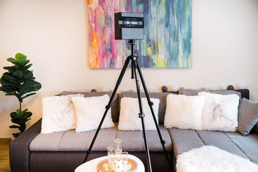 Lakás fotózás ingatlan eladáshoz