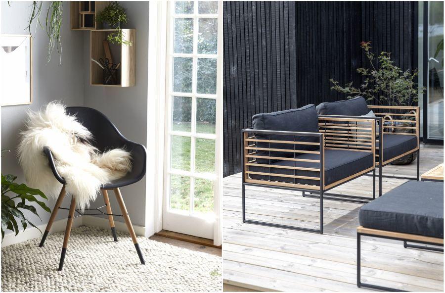 Klasszikus design szék beltéren és kültéren