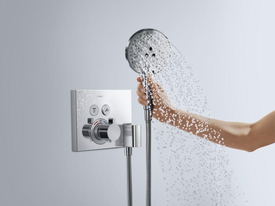 Hansgrohe termosztátos zuhany csaptelep