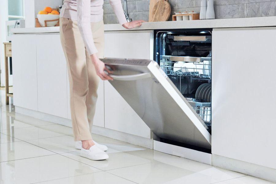 LG mosogatógép