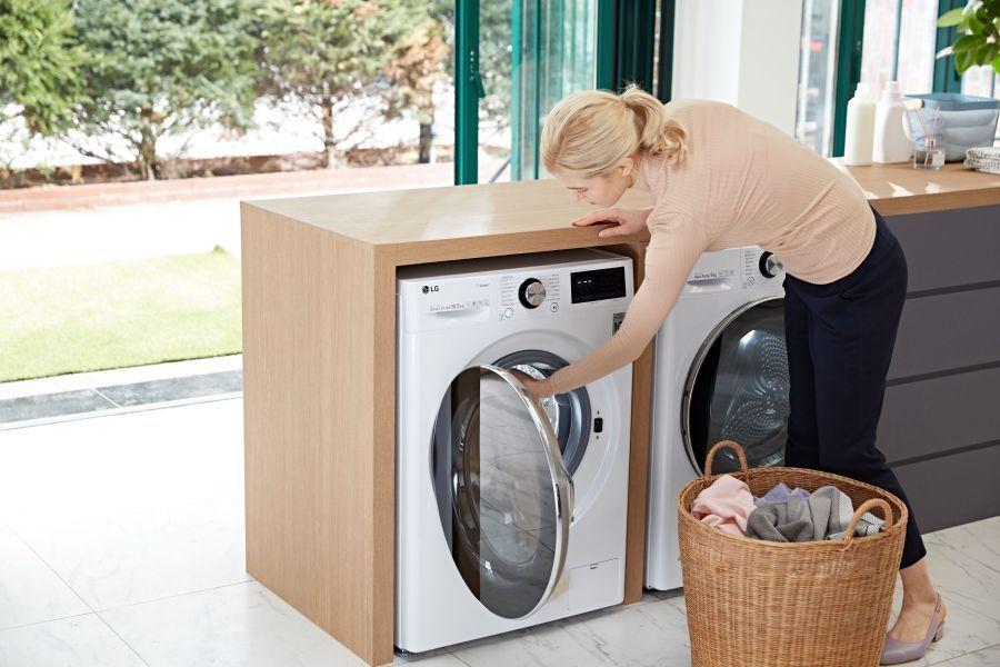 LG mosógép