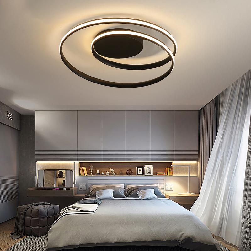 Hálószobai modern mennyezeti lámpa