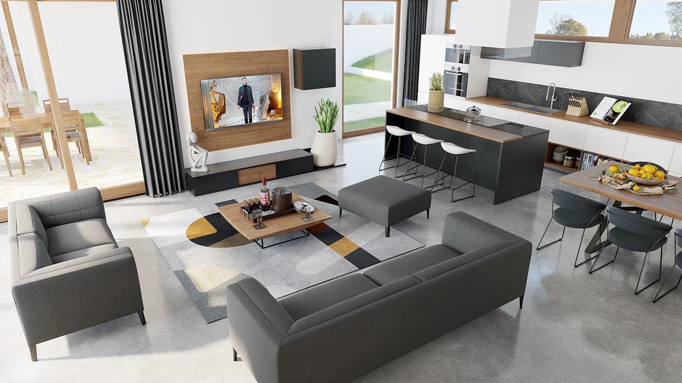 Kényelmes szürke kanapék a tökéletes pihenésért