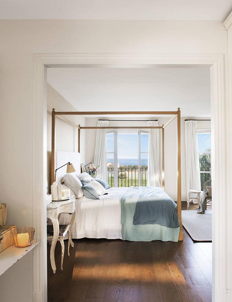 Baldachinozható ágy