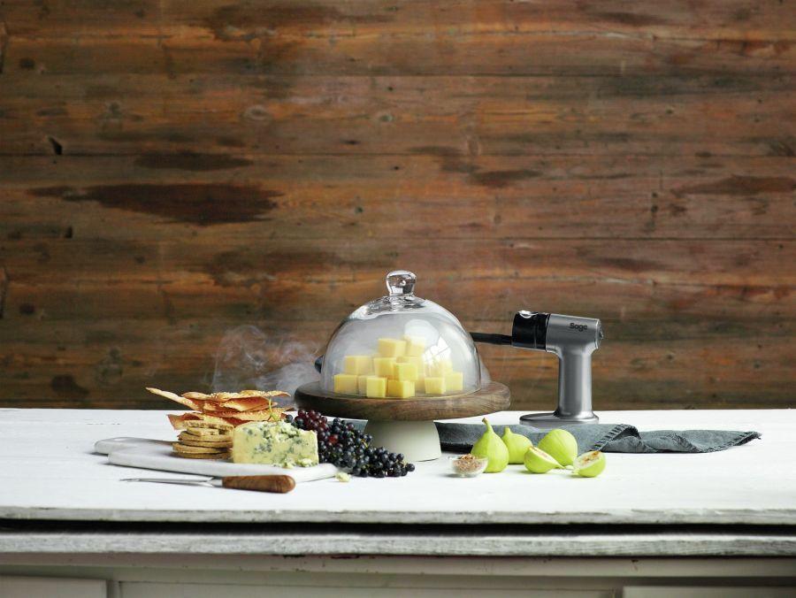 Sage füstölőpisztoly konyhai használatra minden ételhez
