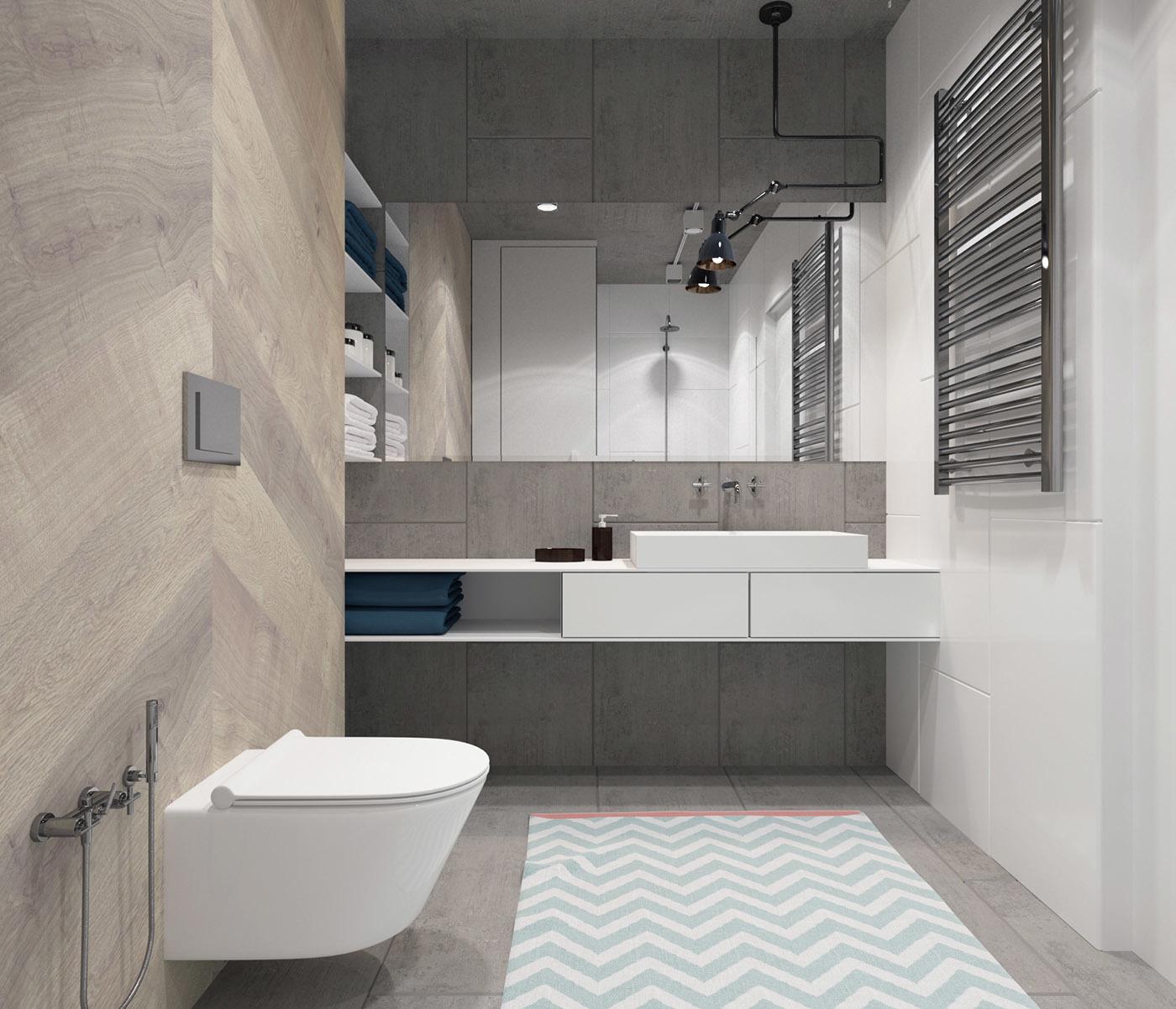 Egyedi tervezésű mosdópult