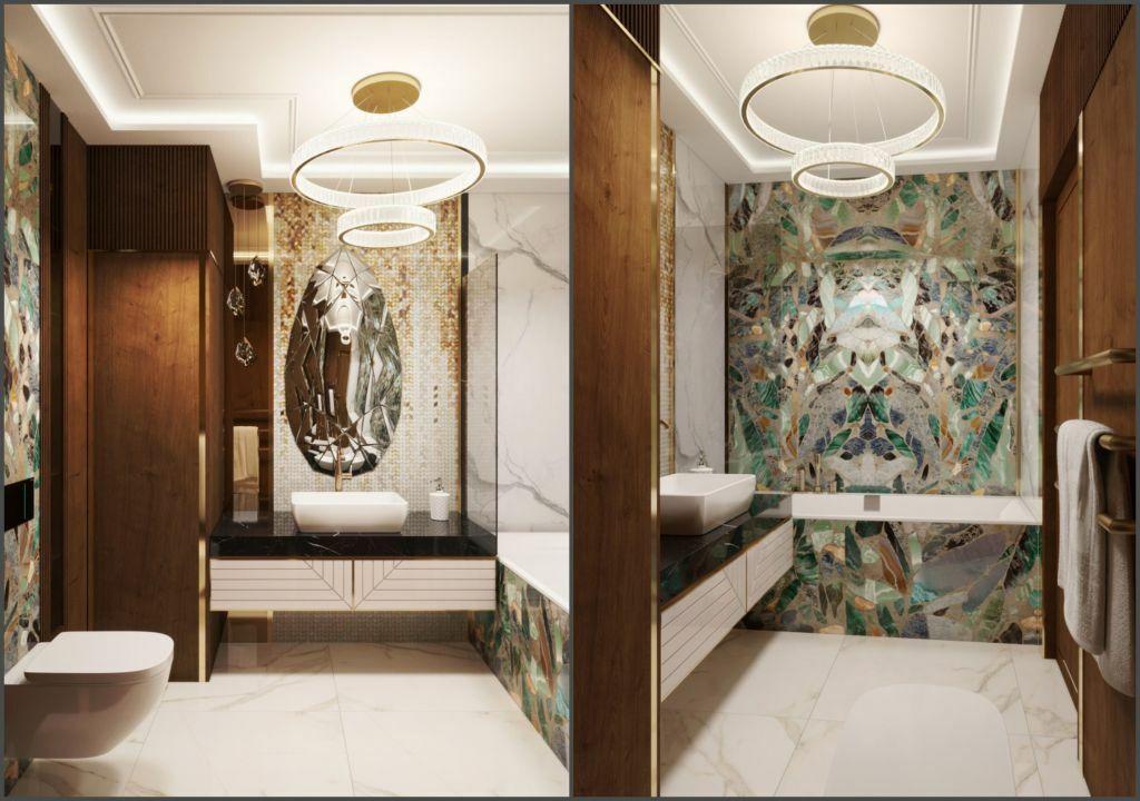 Luxus design, jól felismerhető Dóró Judit stílusban