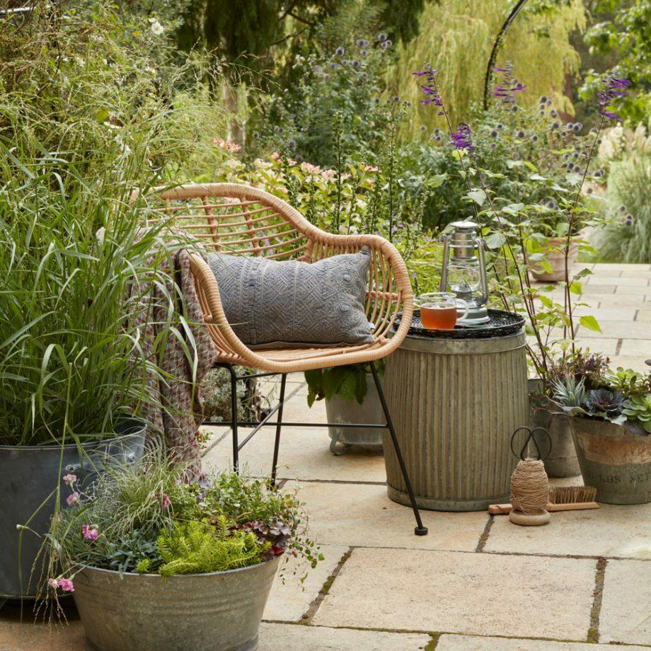 Magas növényeket ültessünk kiskertbe